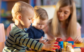 About 200 child-care centers have closed in Idaho since September. (Oksana Kuzmina/Adobe Stock)
