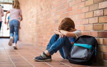 The Center for Family Justice says especially for children, abuse statistics are devastating; some 93% who experience this trauma are hurt by someone they know.  (Adobe Stock)