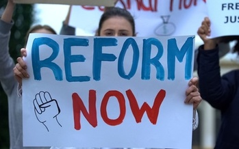 Supporters of a federal election reform bill say it's necessary to counteract a flood of state-level legislation restricting voting rights. (Adobe Stock)