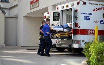 Many states, including Texas, have passed laws banning surprise medical billing but have omitted ambulance companies from the rules. (artisticoperations/Pixabay)