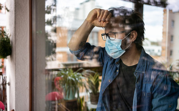 Feelings of anxiety have persisted through the pandemic and continue as people stress about a return to normal. (pikselstock/Adobe Stock)