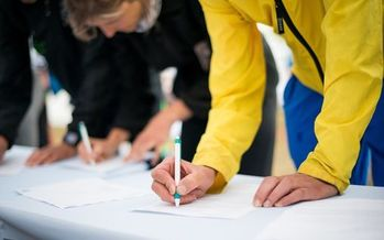 The Secretary of State's office says backers of constitutional amendment reform, surrounding citizen-led efforts, need to collect more than 30,000 signatures to get the issue placed on North Dakota's ballot next year. (Adobe Stock)
