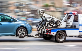 A new report from the Arizona Public Interest Research Group Education Fund says that while Arizona's towing laws are not the worst in the country, they could do with some improvements. (bluaz/Adobe Stock)