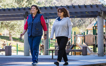A new report shows that Nevada seniors are 16th in the nation for getting in some exercise. (AARP)