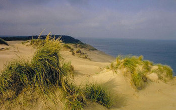 Indiana Dunes National Lakeshore is one of many areas that would benefit from increased federal funding to improve water quality in the Great Lakes. (M. Woodbridge Williams/National Park Service)