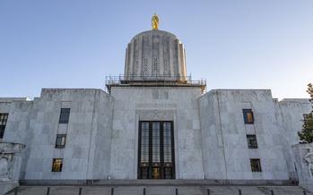 The Oregon legislative session is scheduled to adjourn June 27. (ASP Inc/Adobe Stock)