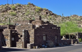 In the 1930s, the Civilian Conservation Corps built ranger stations, trails and ramadas at the sprawling South Mountain Park and Preserve in Phoenix and at dozens of other parks and public lands across Arizona. (Flickr)