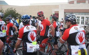 Left Hand Bike M-S Team 1