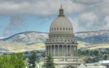 PHOTO: Idaho State Capitol Photo credit: Deborah Smith