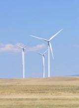 PHOTO: wind turbines Photo credit: Deborah Smith