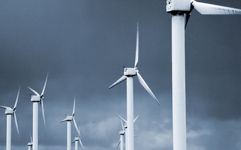 PHOTO: Wind turbine