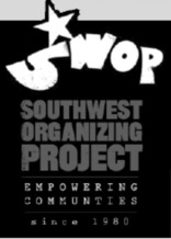 Southwest Organizing Project logo