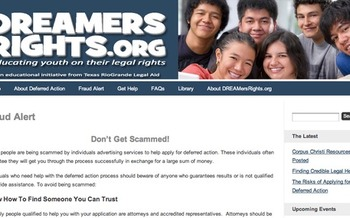 GRAPHIC: Young undocumented immigrants in Texas now have an online clearinghouse for weighing the potential risks and benefits of applying for the new Department of Homeland  Security�s �deferred action� program.