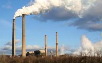 PHOTO: coal stacks. Photo credit: Environment Ohio.