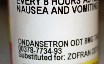 PHOTO: Generic prescription substitution. Photo credit: Deborah Smith