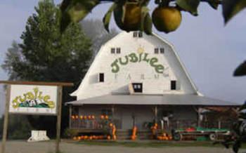 PHOTO: Jubilee Biodynamic Farm, near Carnation, Wash. Photo courtesy Erick Haakenson.