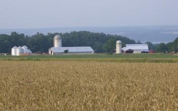PHOTO: Organic Farm. CREDIT: Courtesy of CRA