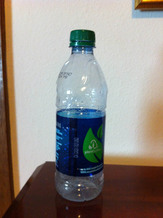 PHOTO: Keep the cap on that plastic bottle now when you recycle it.