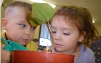 PHOTO: Children in Head Start program. Courtesy Clinton County Community Action Program.