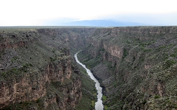 PHOTO: Rio Grande del Norte<br />Courtesy of Organizers in the Land of Enchantment (OLÉ).<br />