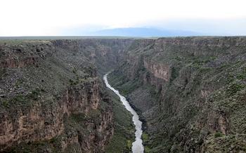 PHOTO: Rio Grande del Norte<br />Courtesy of Organizers in the Land of Enchantment (OL�).<br />