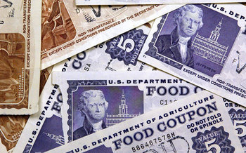 PHOTO: SNAP (Supplemental Nutrition Assistance Program) is the new name of the USDA food stamp program.