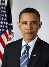 Stock photo of President Obama