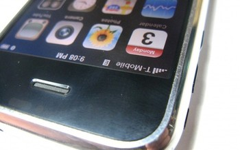 PHOTO: Closeup of icons on smartphone screen. Courtesy of publicdomainimages.com.