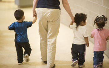 PHOTO: Child care advocates say the system in Minnesota is safe despite an analysis showing at least 65 cases of sex abuse in day cares in the state since 2007. CREDIT: Courtesy of MCCRRN.