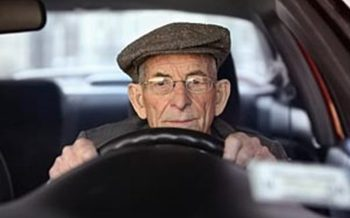 PHOTO: Failure to yield the right of way. Improper turns and bad lane changes. A-A-R-P has found these are all problems facing older drivers - and its solution shows you're never too old to head back to class.