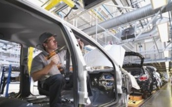 PHOTO: Green technology has added 40,000 new jobs to the Michigan auto industry, according to a new report. Courtesy of drivinggrowth.org.