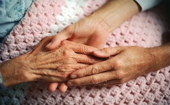 PHOTO: November is National Family Caregivers Month.