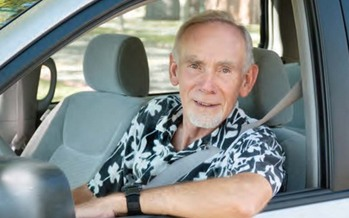 PHOTO: As millions of baby boomers turn 65, the NHTSA urges older drivers to update their driving skills. Courtesy of AARP.