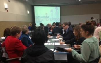 Photo: Adolescent Health Summit. Courtesy: The Duke Endowment Fund