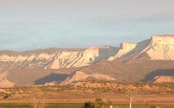 Photo: Colorado's Roan Plateau, just outside of Rifle. Courtesy: Earthjustice.
