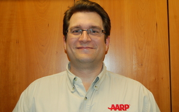 PHOTO: Sam Wilson is the State Director for AARP Wisconsin. He says the holidays are a good time to check in on how older relatives are doing.
