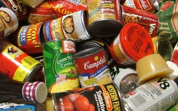 PHOTO: The $38,000 raised by AARP Utah members will stock a lot of food boxes for needy Utahns.