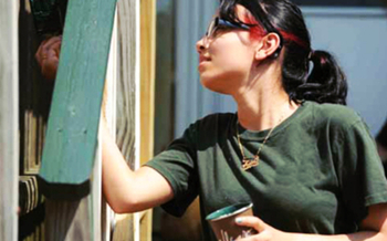Putting Youth To Work (Photo Courtesy of Annie E. Casey Foundation)