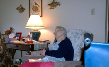 PHOTO:  Seniors in Kentucky worried about the impact of the fiscal cliff.  (Courtesy AARP Ky)
