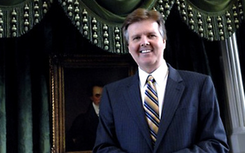 Photo: Senator Dan Patrick, courtesy Dan Patrick.