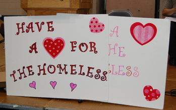 PHOTO: The Long Island Coalition for the Homeless will hold its annual vigil February 13th, following this month's point in time homeless count. Photo courtesy LICH