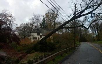 PHOTO: Some progress, but lots of work to be done. That�s the finding of a new (AARP) survey of 50+ Connecticut residents about the performance of electric utilities and local officials response to Superstorm Sandy.