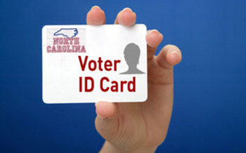 Photo: Lawmakers expected to take up issue of a voter ID law. Courtesy: NC Policy Watch