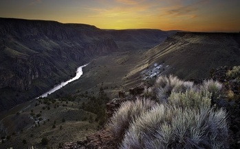 PHOTO: The next frontier? ONDA is advocating for protections for the Owyhee Canyonlands. Photo by Sean Bagshaw.