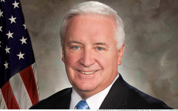 PHOTO: There's a lot riding on what Governor Tom Corbett has to say in his budget address Tuesday.