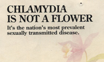 PHOTO: The number of chlamydia cases in the state has doubled in the past decade, reaching a record high 17-thousand in 2011. CREDIT: jnissa