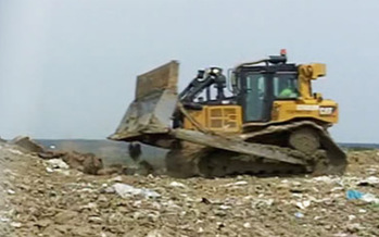 DNR takes control of air testing at Bridgeton Sanitary Landfill. Courtesy of: Missouri DNR