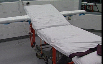 PHOTO:  Bills to abolish the death penalty in Kentucky are still waiting for committee hearings in the General Assembly.