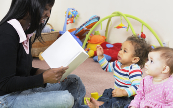 PHOTO: Sequestration could cause major cutbacks in programs such as Head Start. Image courtesy Qualistar Colorado.