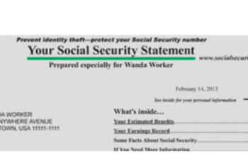 PHOTO: Montana seniors have been contacting the state's Congressional delegation with concerns about possible cuts to Social Security and Medicare. Photo credit: SocialSecurity.gov.